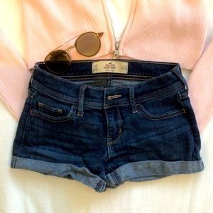 Hollister Denim Jean Shorts